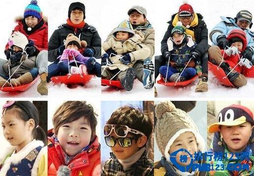 2014韩国综艺节目排名