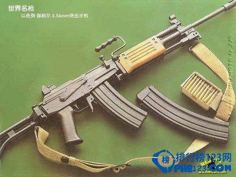 世界十大名枪排行榜(现役步枪) - 镭战天下 - lz91com 的博客