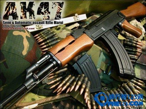 世界十大突击步枪排名