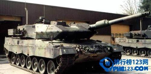 世界攻击性最强的十大坦克