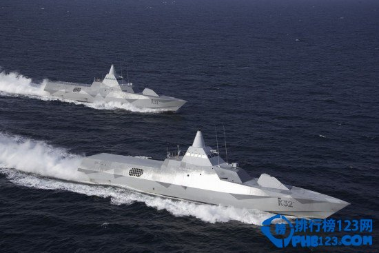 2014现役世界十大轻型护卫舰排行榜