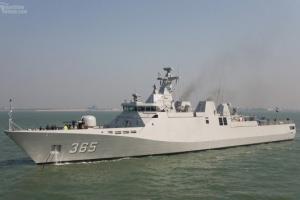 2014現役世界十大輕型護衛艦排行榜