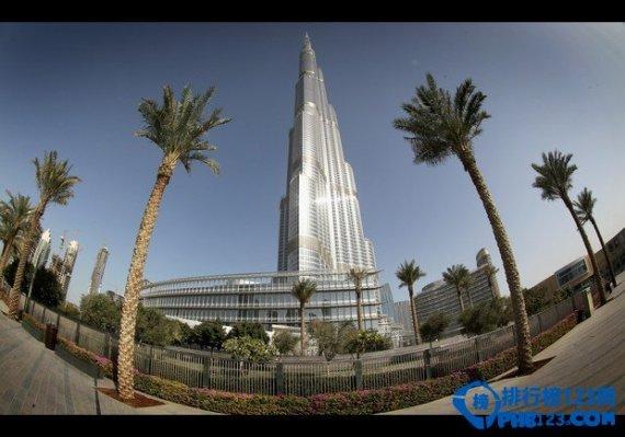 2014年世界高楼排行榜