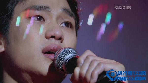 韩国男神排行榜2014