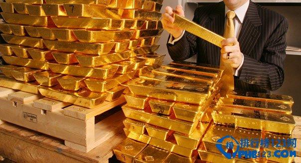 美国金融财经资讯网站Business Insider列举出全球黄金储备最高的十大国家:(排名部分先后)(更多精彩财经资讯,点击这里下载华尔街见闻App)