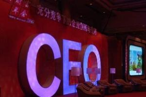 2014全球30位最佳CEO排名