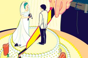 中国离婚率最高的城市排行榜