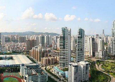 深圳人口數量2015