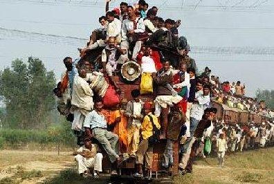 印度人口數量2016,突破13億人口