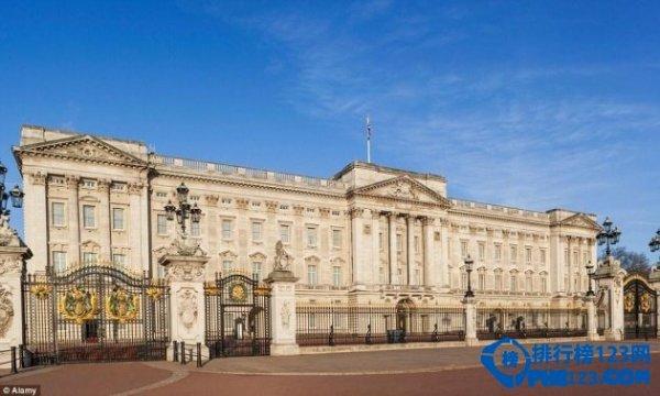2014世界豪宅排行榜 白金汉宫估价10亿英镑