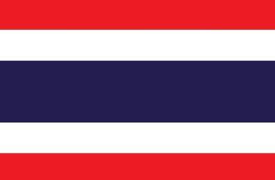 泰国人口数量2015