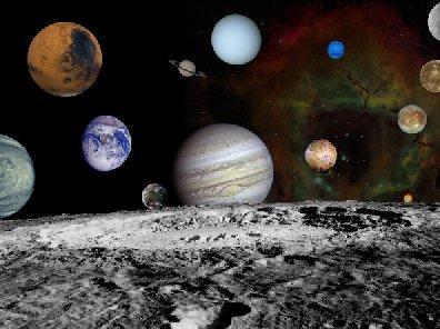 太陽系種最奇怪的十顆衛星