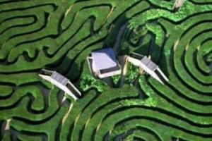 全球十大最神秘的古老迷宫