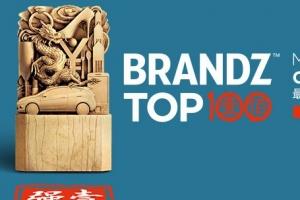 2015年BrandZ中国最具价值品牌100强