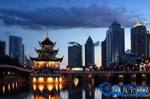 中國最窮的省會城市排行榜,最窮貴陽房價不到5000