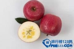 最好的苹果品种排行榜TOP10 什么品种的苹果最好吃