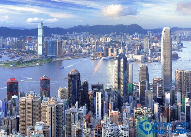 2015年全球房价最贵的10个城市