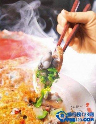 臺灣夜市十大美食