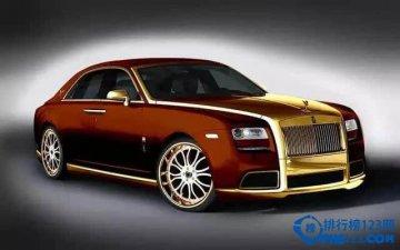 世界上最贵的车的排行