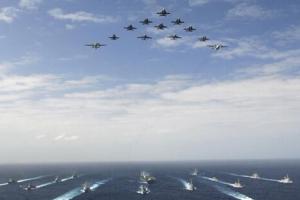 【全球军事实力排名2015】全球十大军事强国