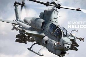 世界最貴的十大武裝直升機排名