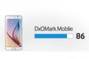 智能手机DxOMark相机排行榜