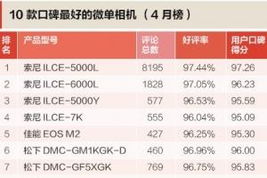 【微单相机排行榜2015】微单相机哪个牌子好