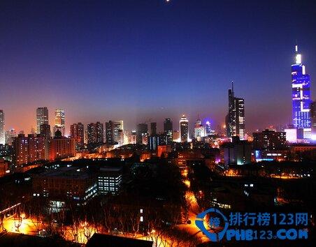 江苏百强县排名2015