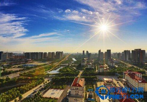 河南百强县排名2015