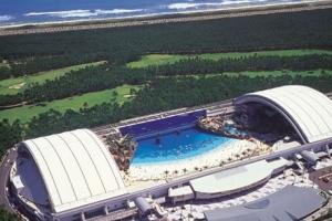 世界最大的室内游泳池