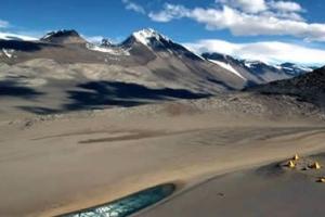 地球上最干燥的地方:南極洲兩百萬年不下雨
