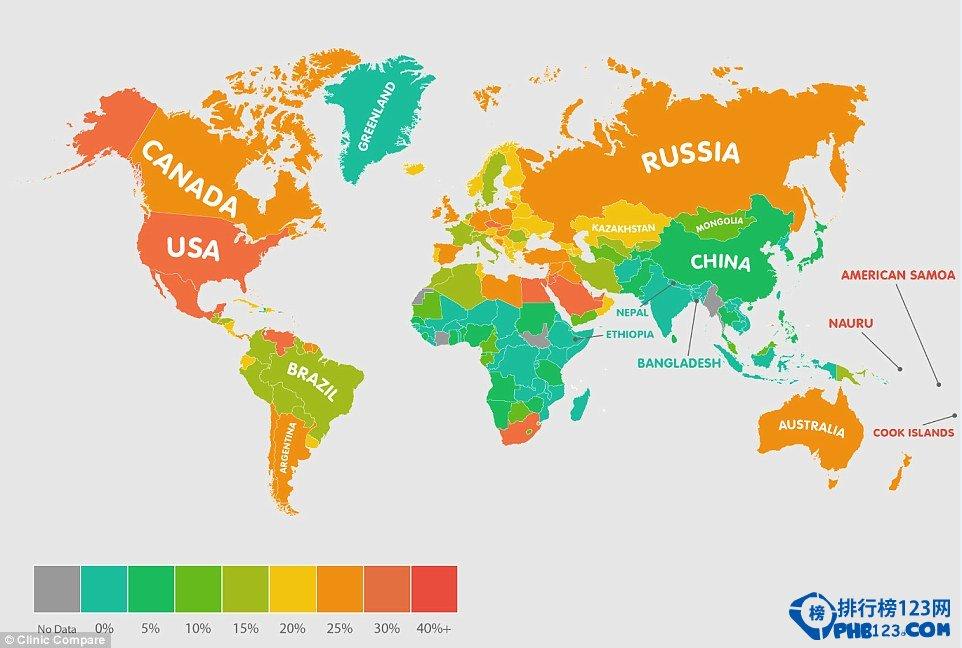 世界 人口 排行榜_...方便读者阅读该排行榜,笔者标注了部分人脸检测算法的研