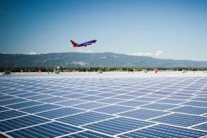 世界上最干凈清潔的機場 100%太陽能供電