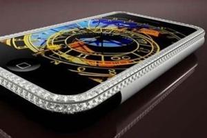世界上最贵的手机排行榜 全球十大最贵奢侈品手机
