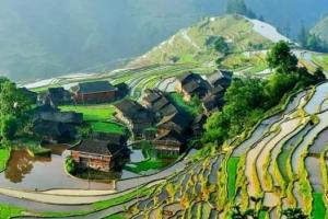 中国十大最美梯田