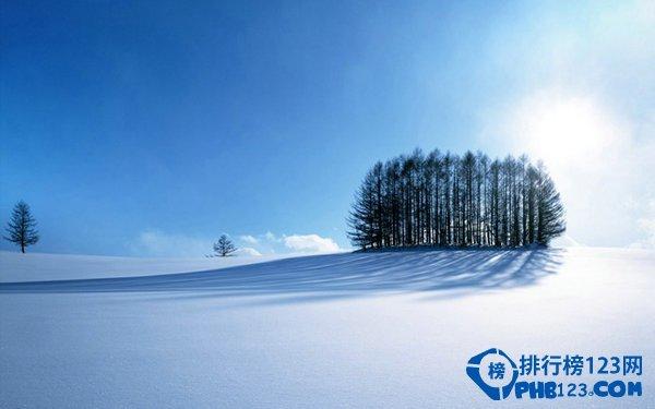 日本北海道:浪漫雪国的诱惑之旅