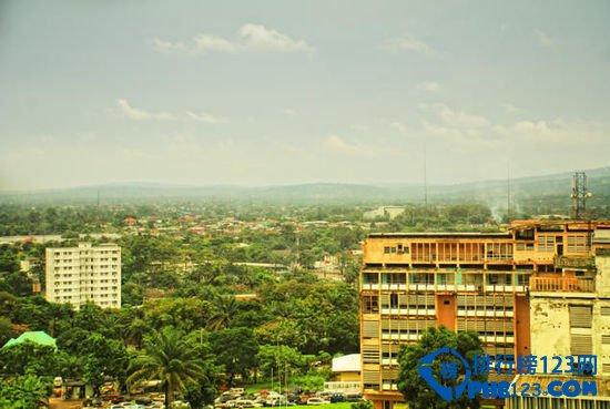 刚果民主共和国首都金沙萨