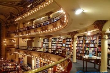 盘点全球十大最美书店 中国南京先锋书店排名第四