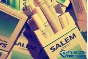 世界十大烟草品牌 万宝路居首