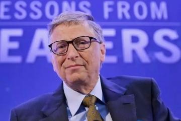 全球十大科技富豪榜 比尔盖茨居首位