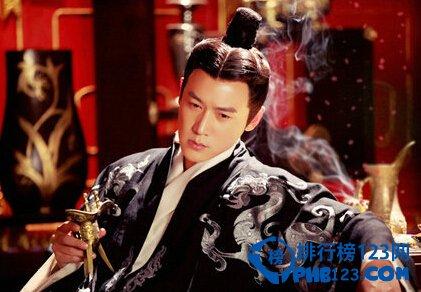 中国十大古装美男第十名:陆毅