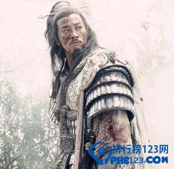 盘点中国古代十大天才名将 项羽千古无二排行第一