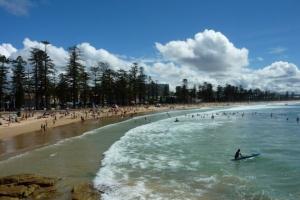盤點澳大利亞十大沖浪海灘 讓人回味無窮
