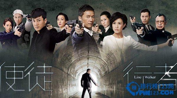 TVB经典警匪剧排行榜TOP10 TVB十大警匪剧推荐[图]