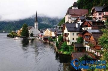 盘点欧洲十大绝美小镇 极富地域特色