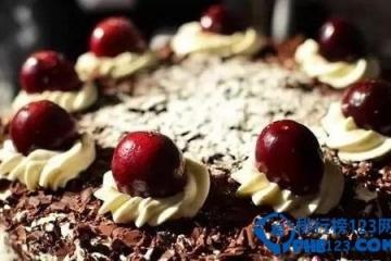 全球最著名的十大糕點排行榜 著名糕點介紹