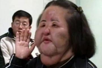 世界最丑老婆排行榜!尼玛比恐怖片还吓人