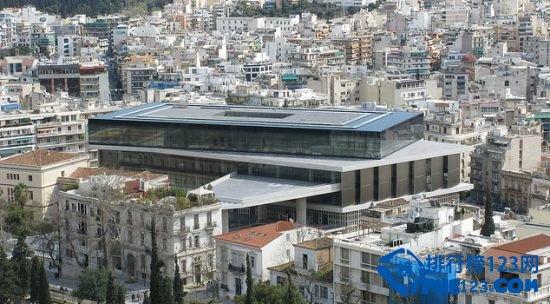 世界上最美的景区  雅典就有十个