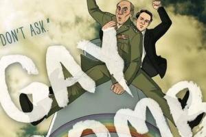 史上九大最离谱的武器计划:美军开发同性恋炸弹
