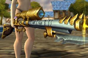 魔兽世界幻化武器排名 魔兽世界十大武器